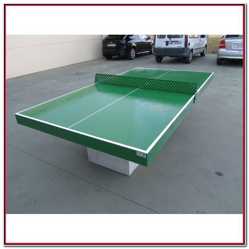 Nuevo Mesas De Ping Pong Antivandalicas Colección De Mesas Estilo