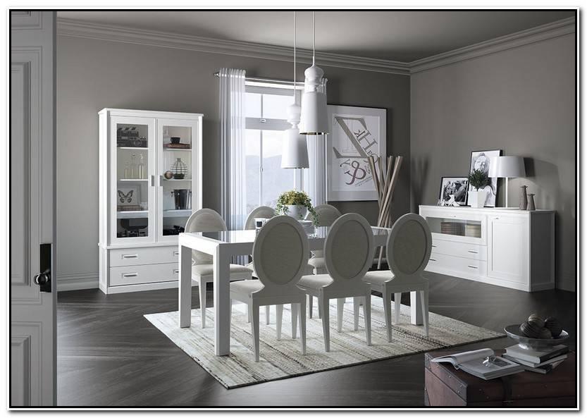Nuevo Muebles De Salon En Blanco Fotos De Salon Decoración