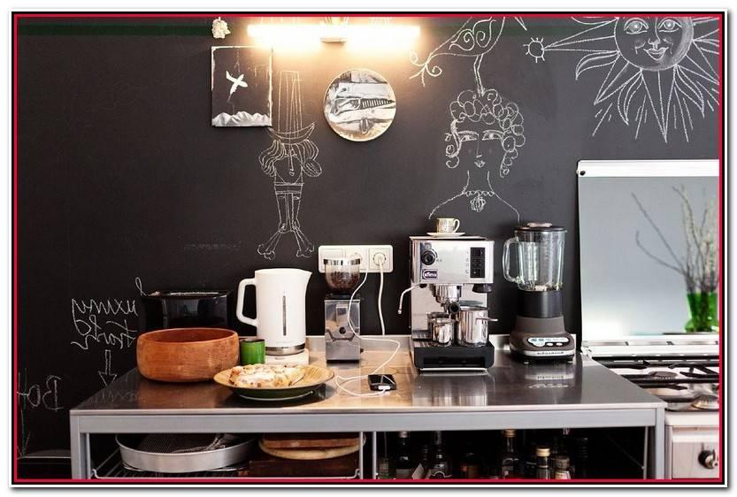 Nuevo Pared Pizarra Cocina Fotos De Cocinas Decoración
