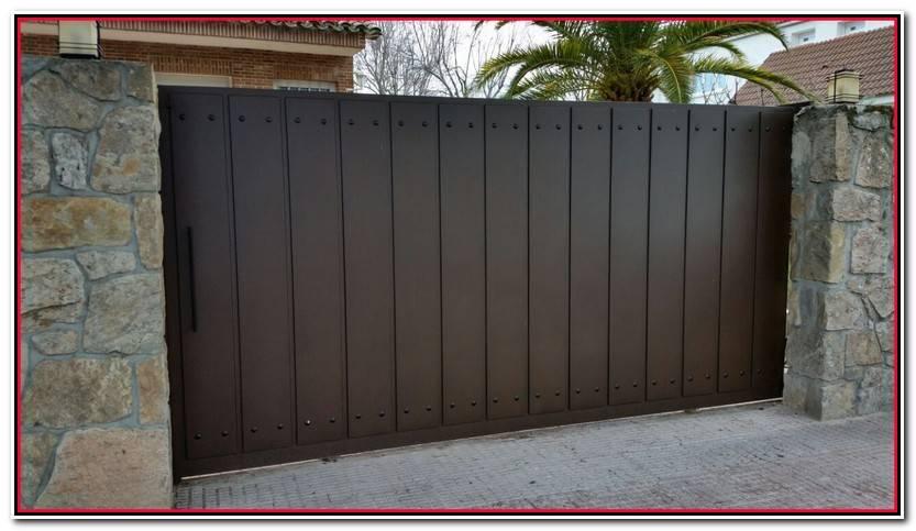 Nuevo Puertas Correderas De Hierro Imagen De Puertas Accesorios