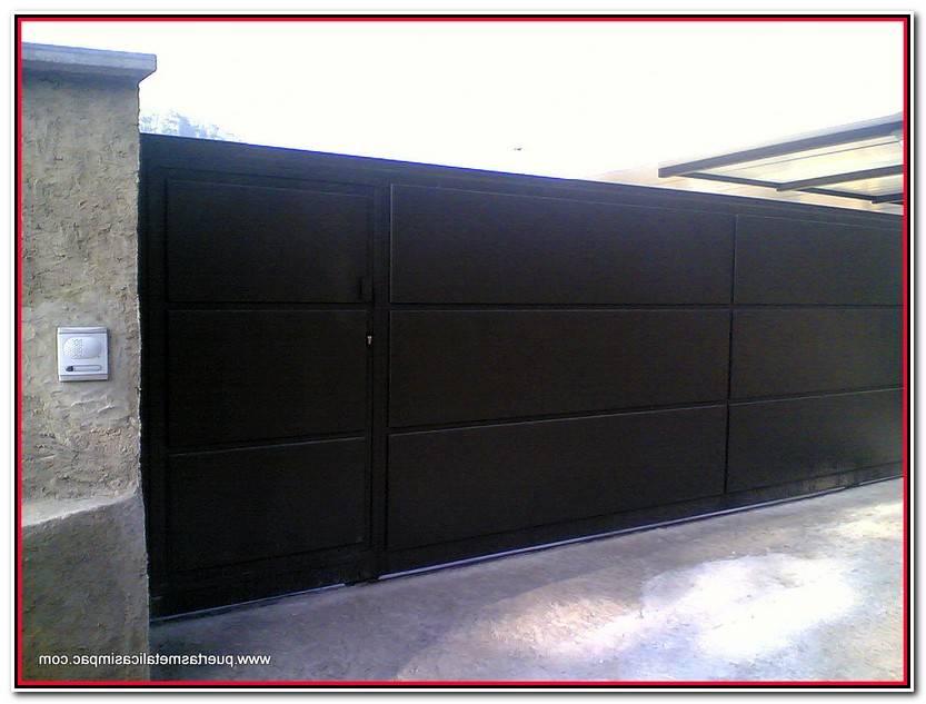 Nuevo Puertas De Parking Galería De Puertas Estilo