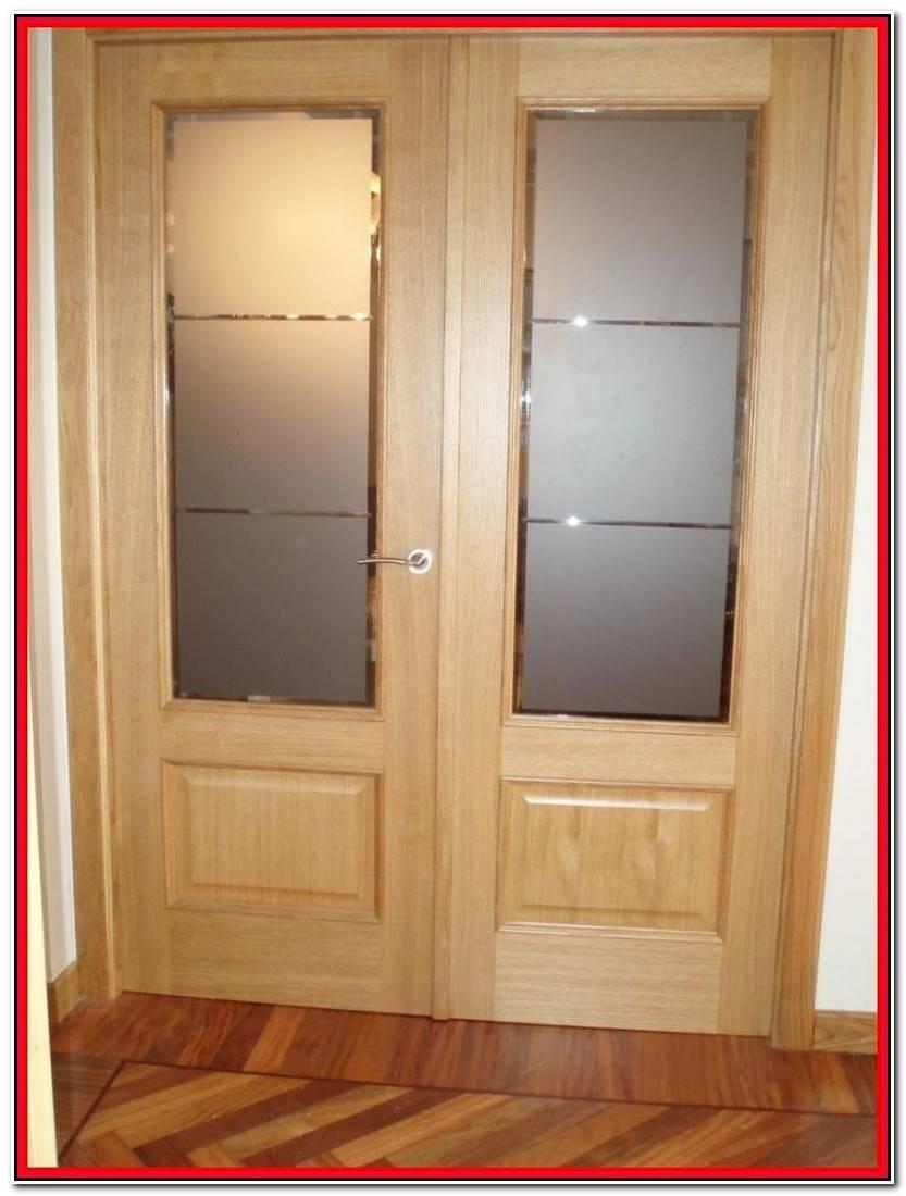 Nuevo Puertas Interior Con Cristal Imagen De Puertas Idea