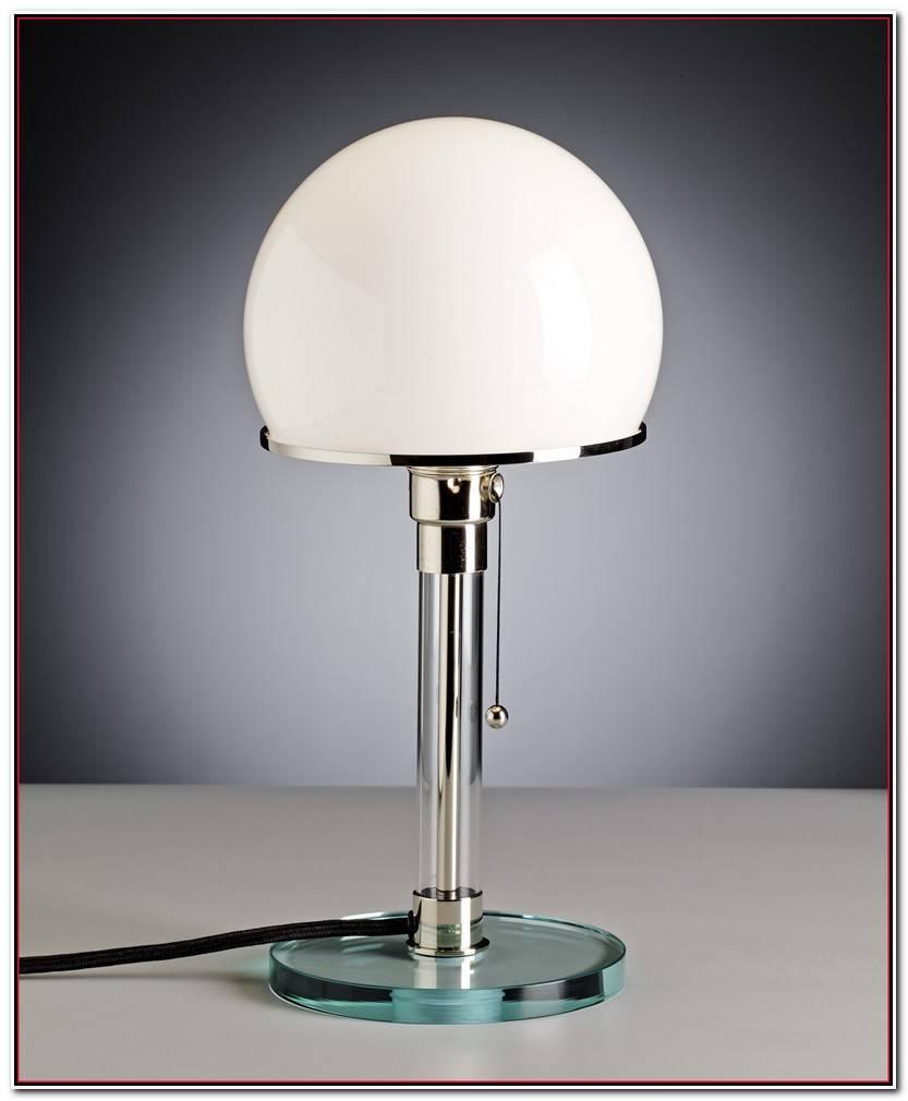 Nuevo Wagenfeld Lampe Galería De Lamparas Estilo