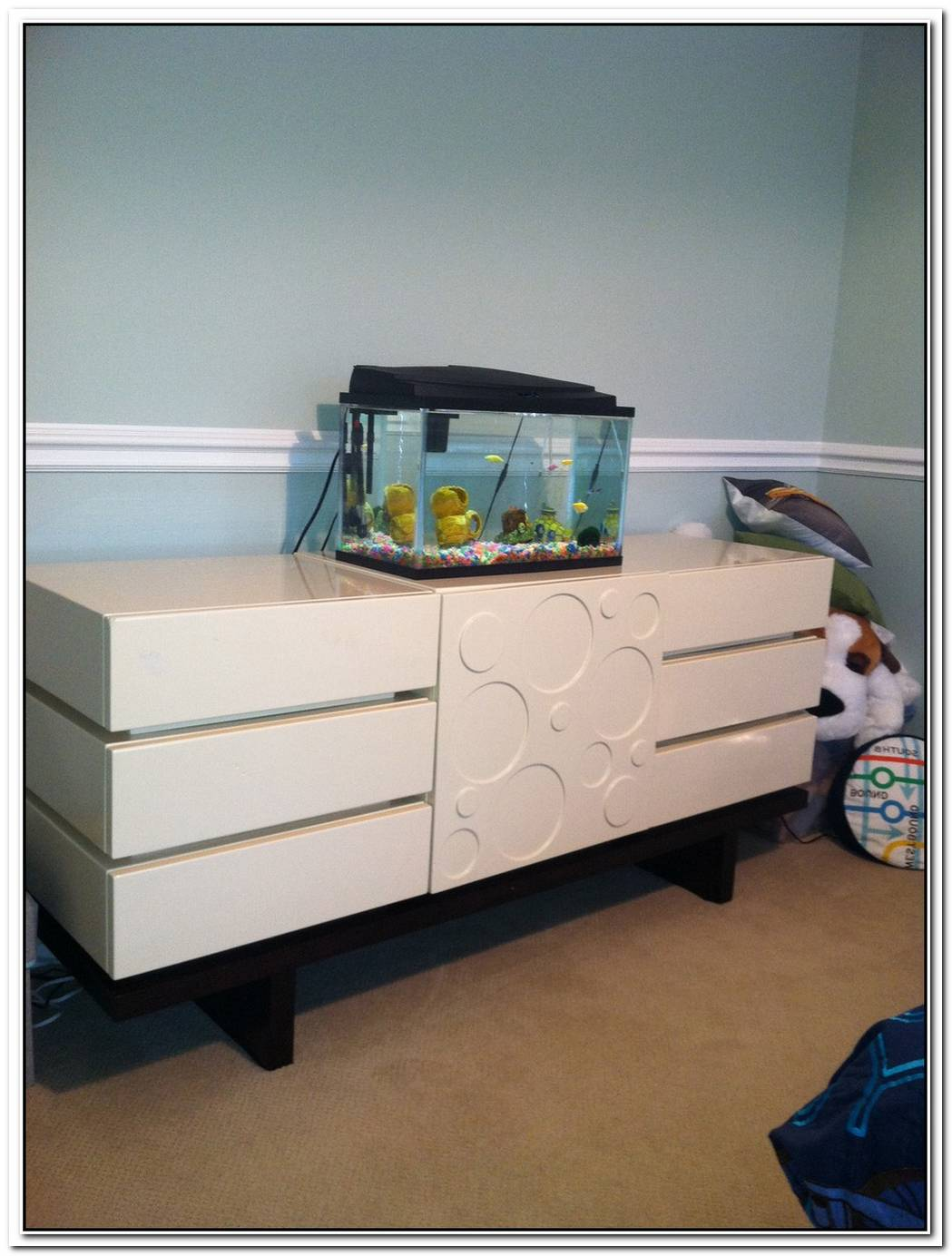 Nurseryworks Three Wide Dresser