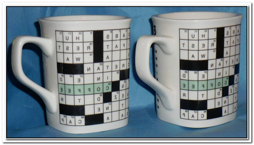 Ny Times Crossword Cup