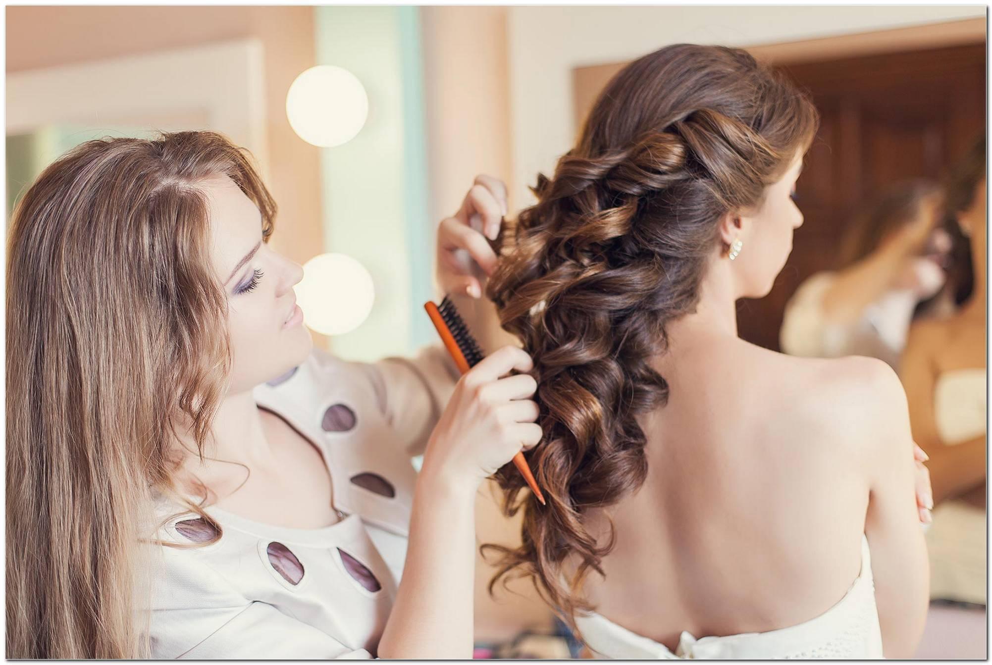 Offene Frisuren Hochzeit