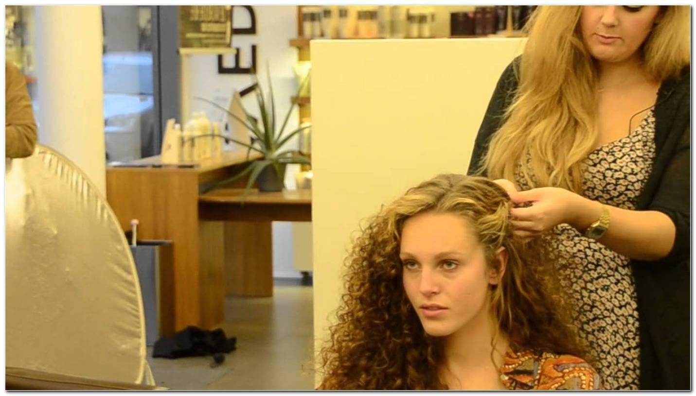 Oktoberfest Frisuren Lange Haare Locken