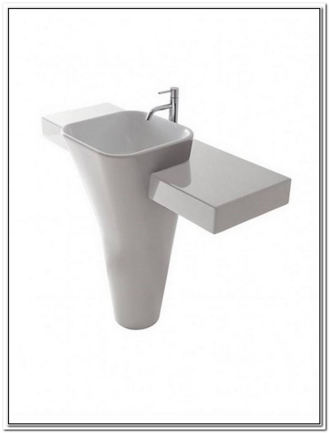 Orbis Ceramic Single Washbasin By Galassia