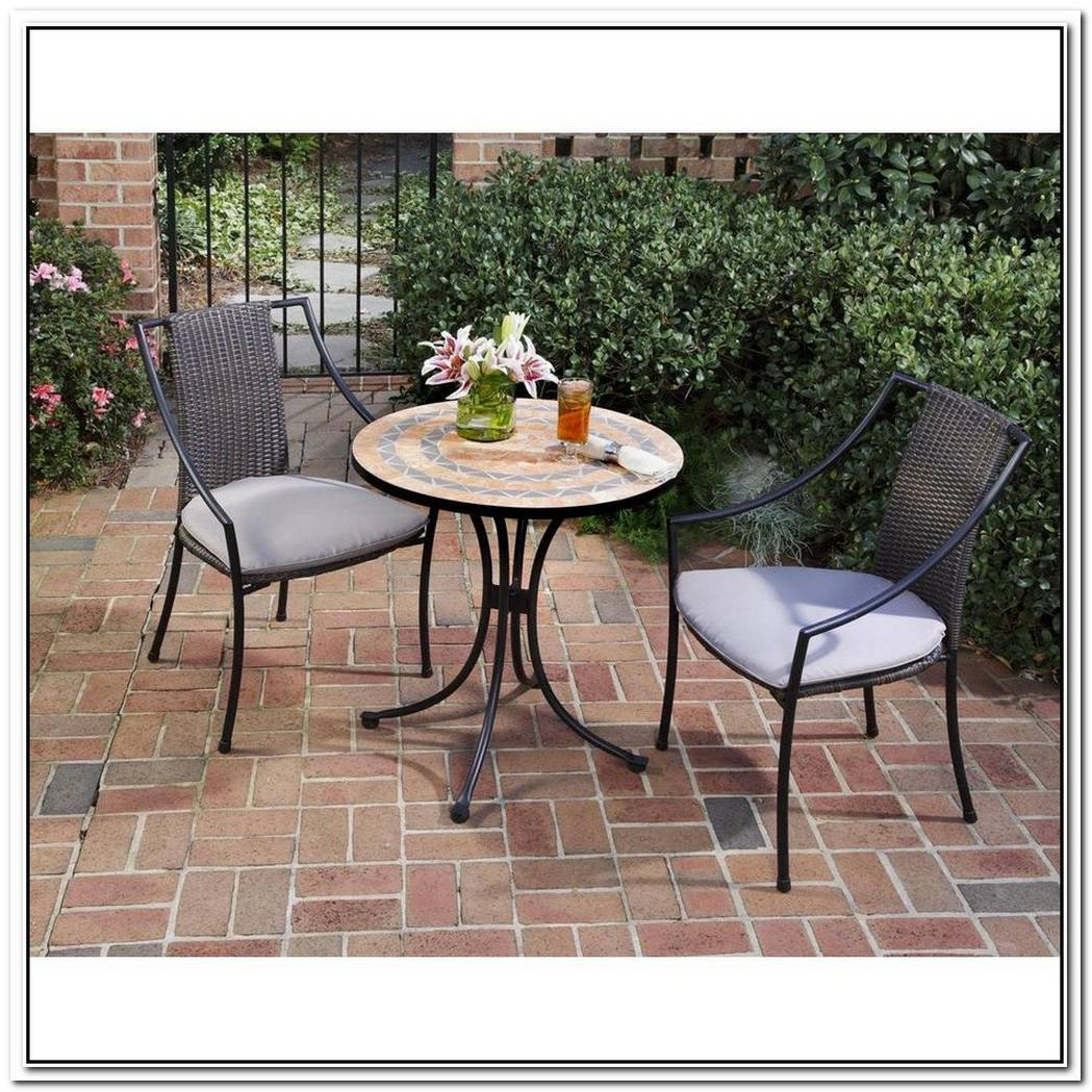 Outdoor Bistro Dining Table