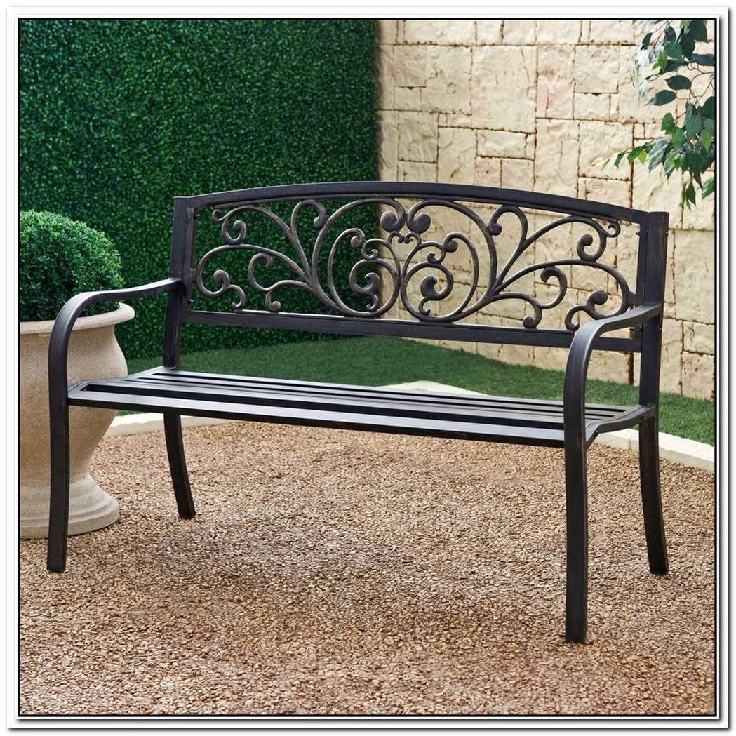 Outdoor Elegant Salem Bench