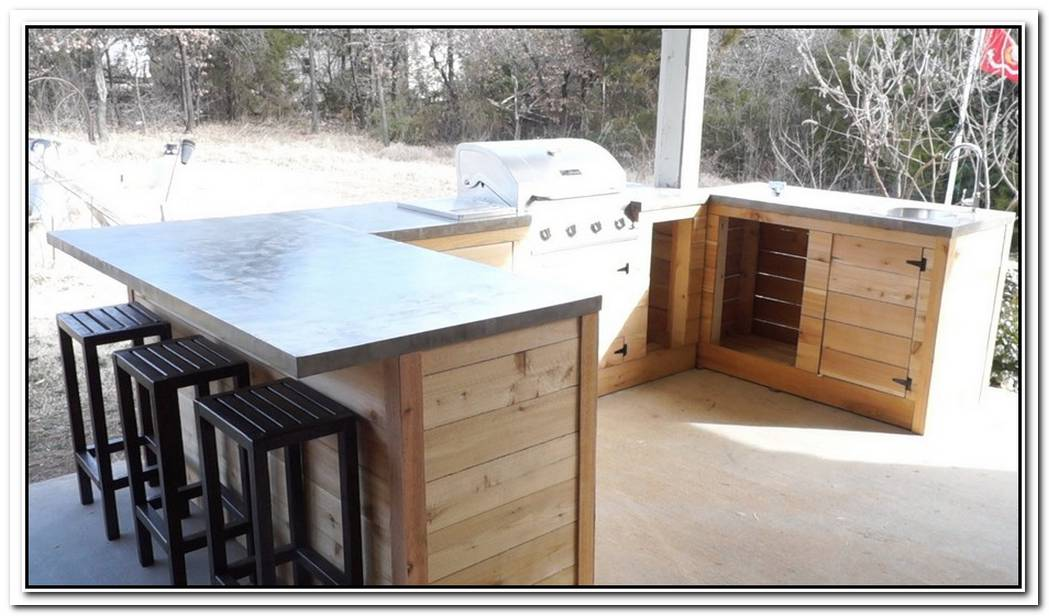 Outdoor Modular Kitchens By Jcorradi