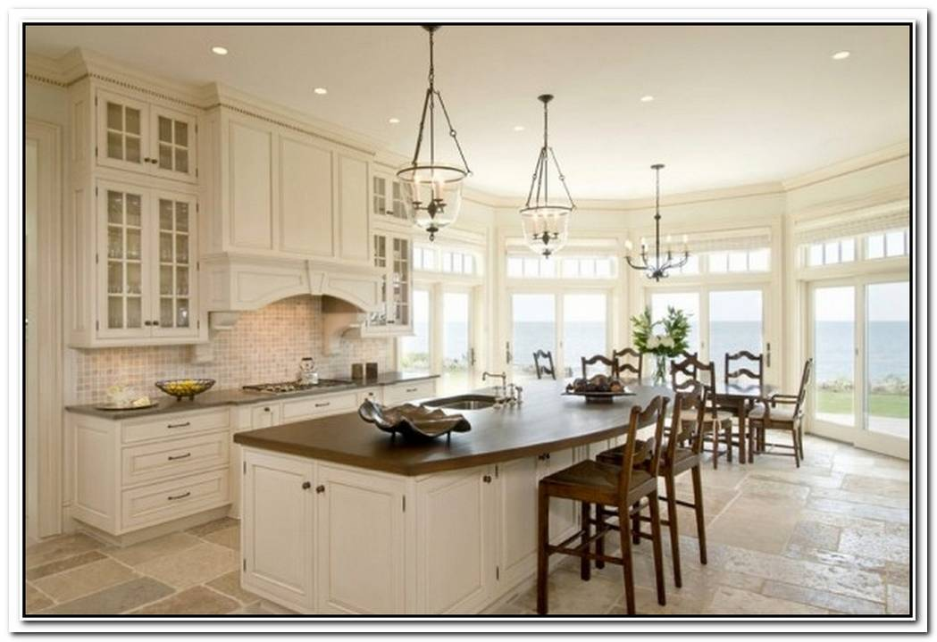 Oversize KitchensHow To Include Comfortable Dining Space