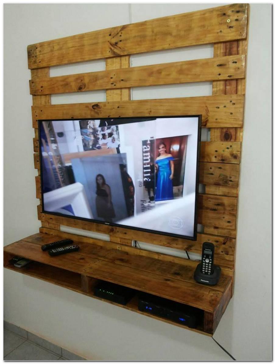 Painel De Pallets Para Tv Veja Como Fazer Modelos E Dicas