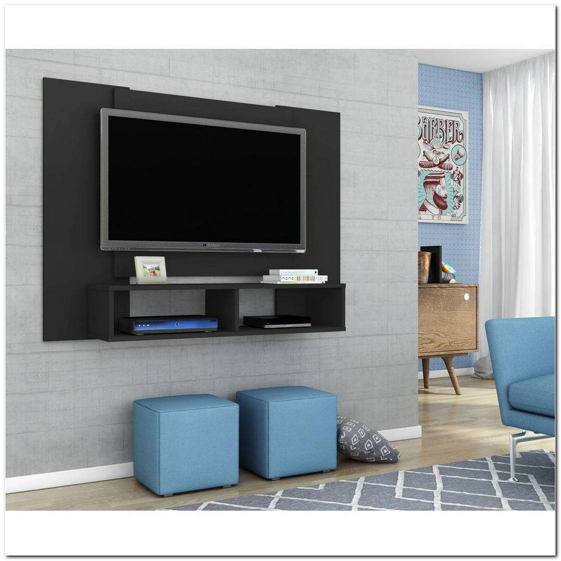 Painel De Tv Para Sala Pequena Americanas