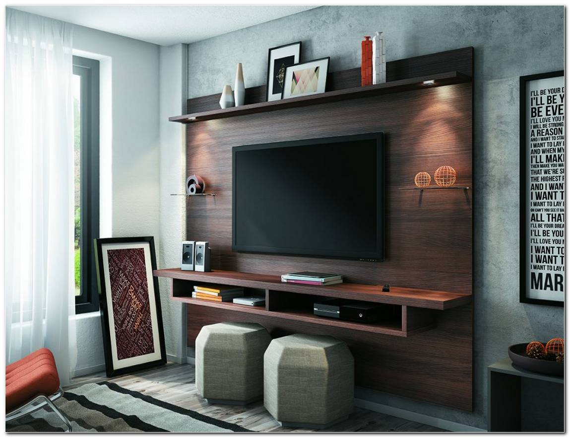 Painel Para Tv Sala Pequena