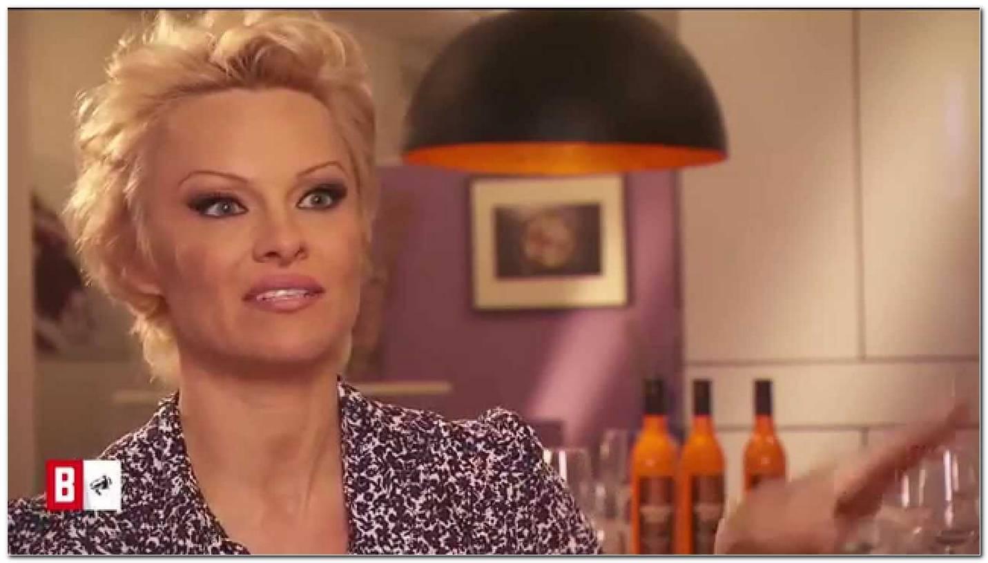 Pamela Anderson Frisur