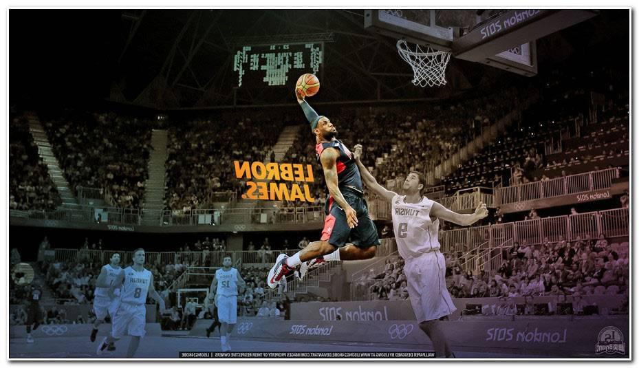 Papier Peint Basket Nba