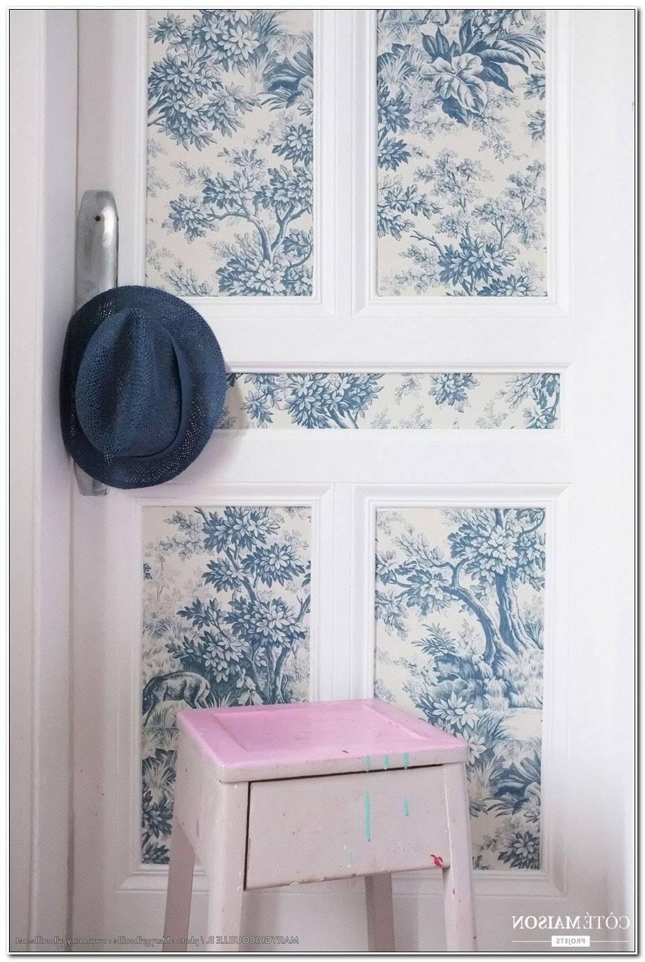 Papier Peint Toile De Jouy Moderne