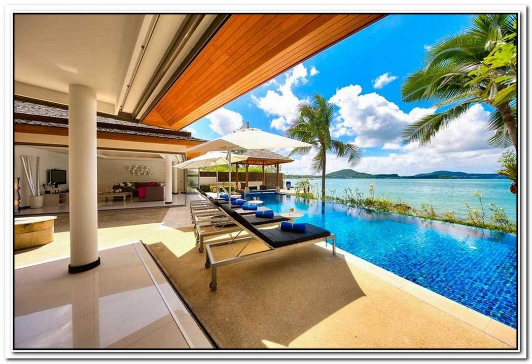 Paradise At Aqualina Villa In Koh Samui