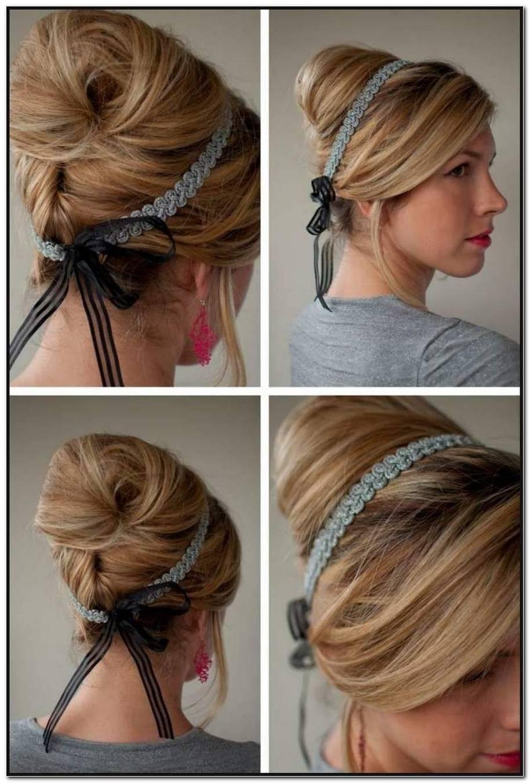 Party Frisuren Mit Haarband