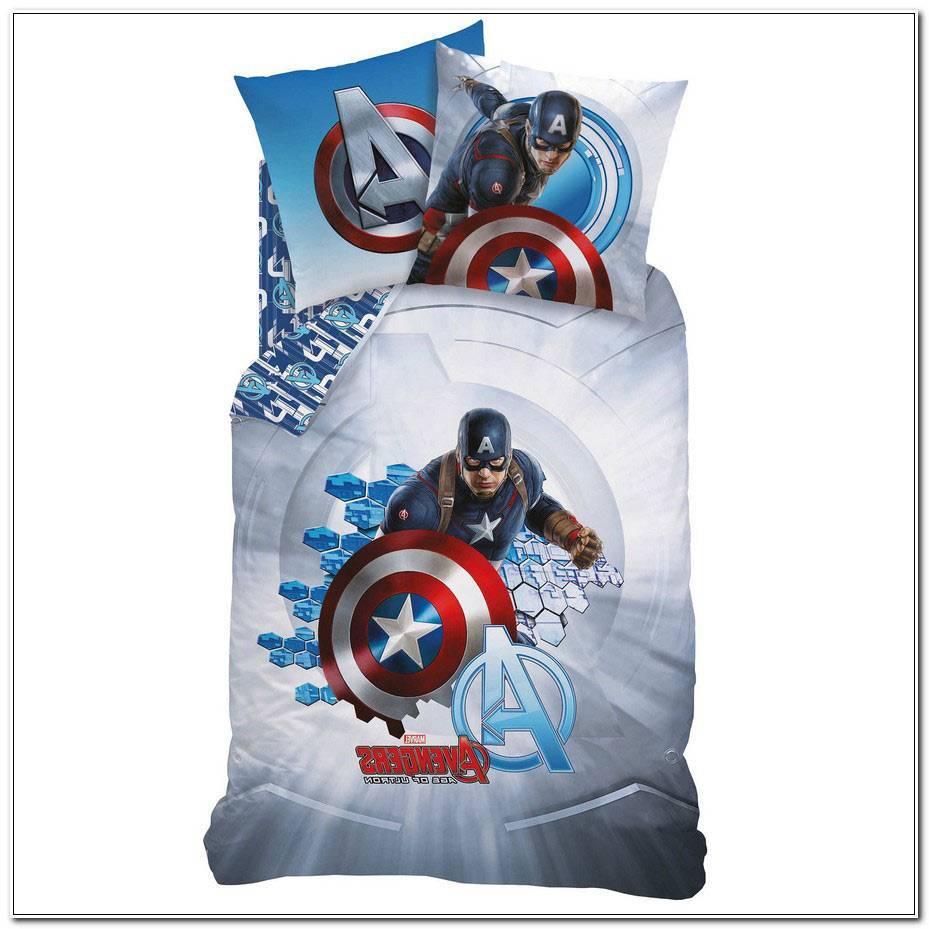 Parure Lit Avengers