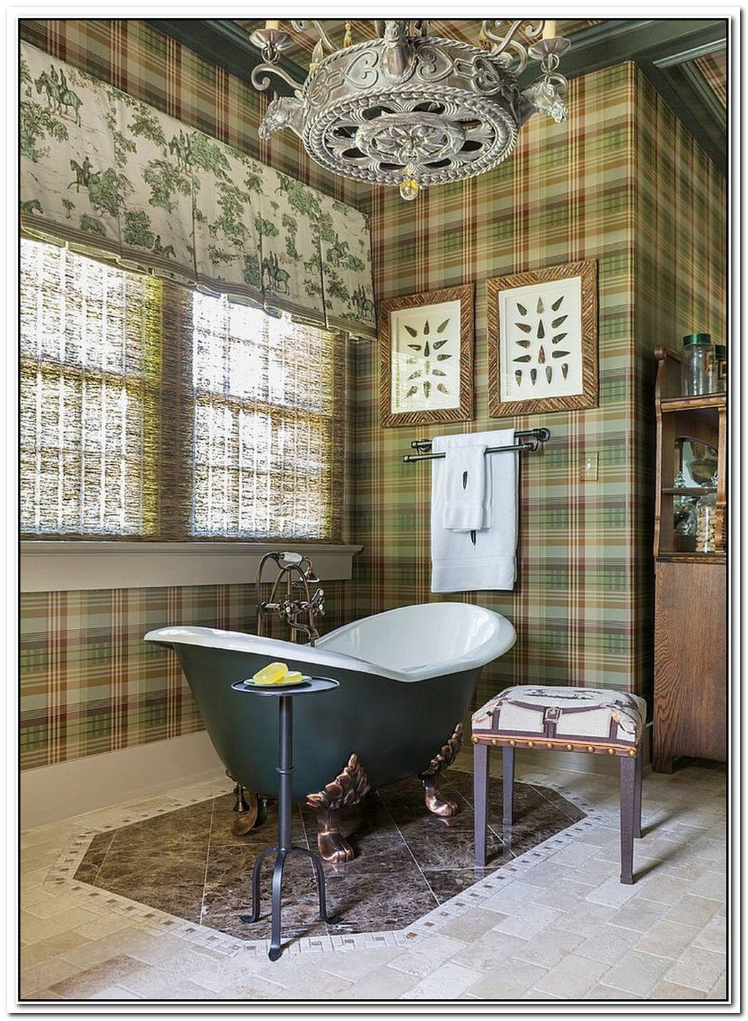 Pattern Overload30 Ways To Invite Plaid Into Your Home Without Seeming Dated