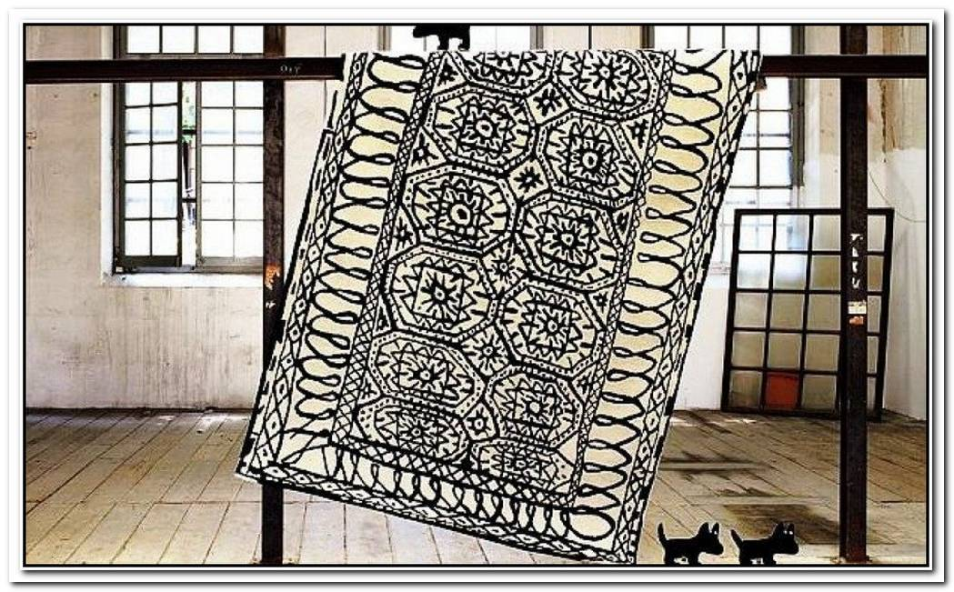 Patterned Rugs Can Induce Seasickness