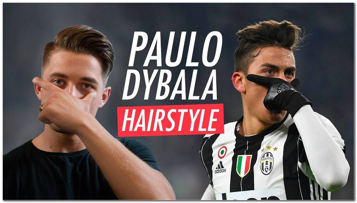 Paulo Dybala Frisur 2018