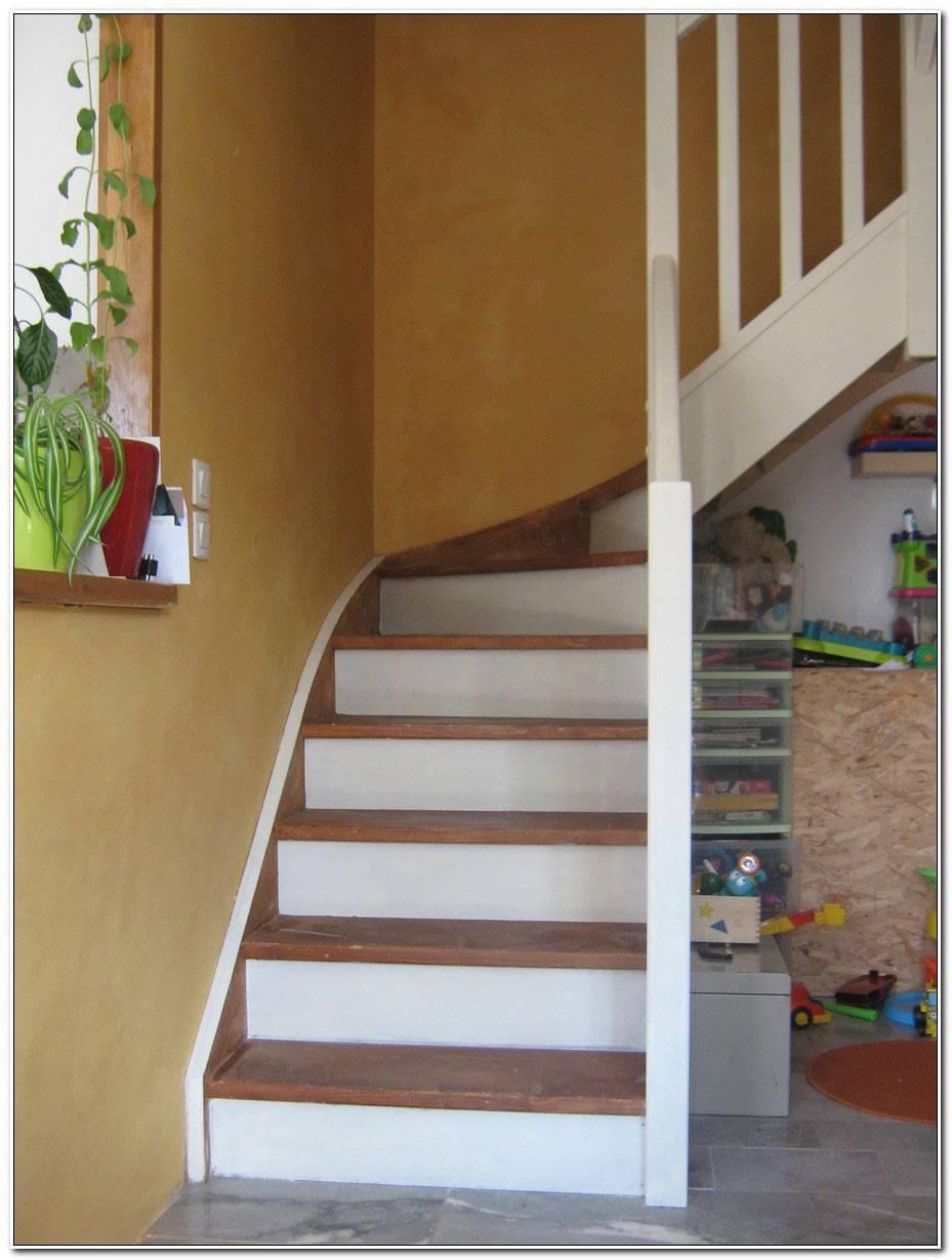 Peindre Escalier Vernis Sans Poncer