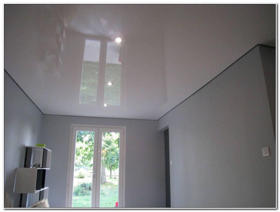 Peindre Un Plafond Tendu