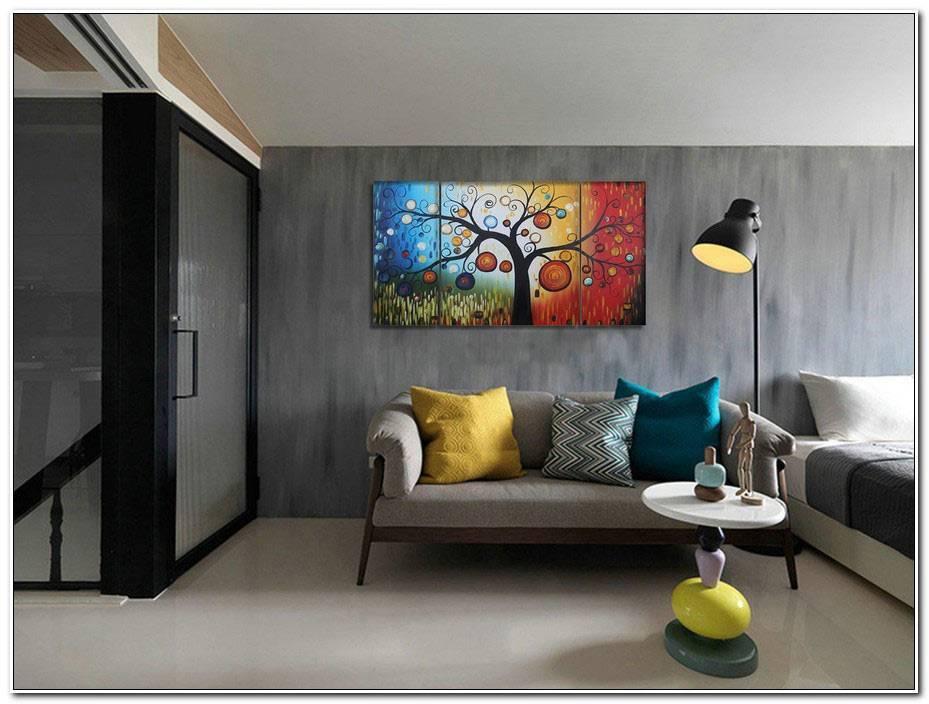 Peinture A L Huile Pour Plafond