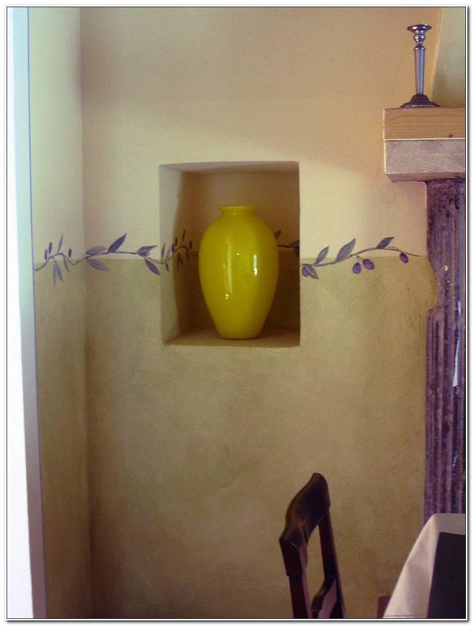 Peinture A La Caseine