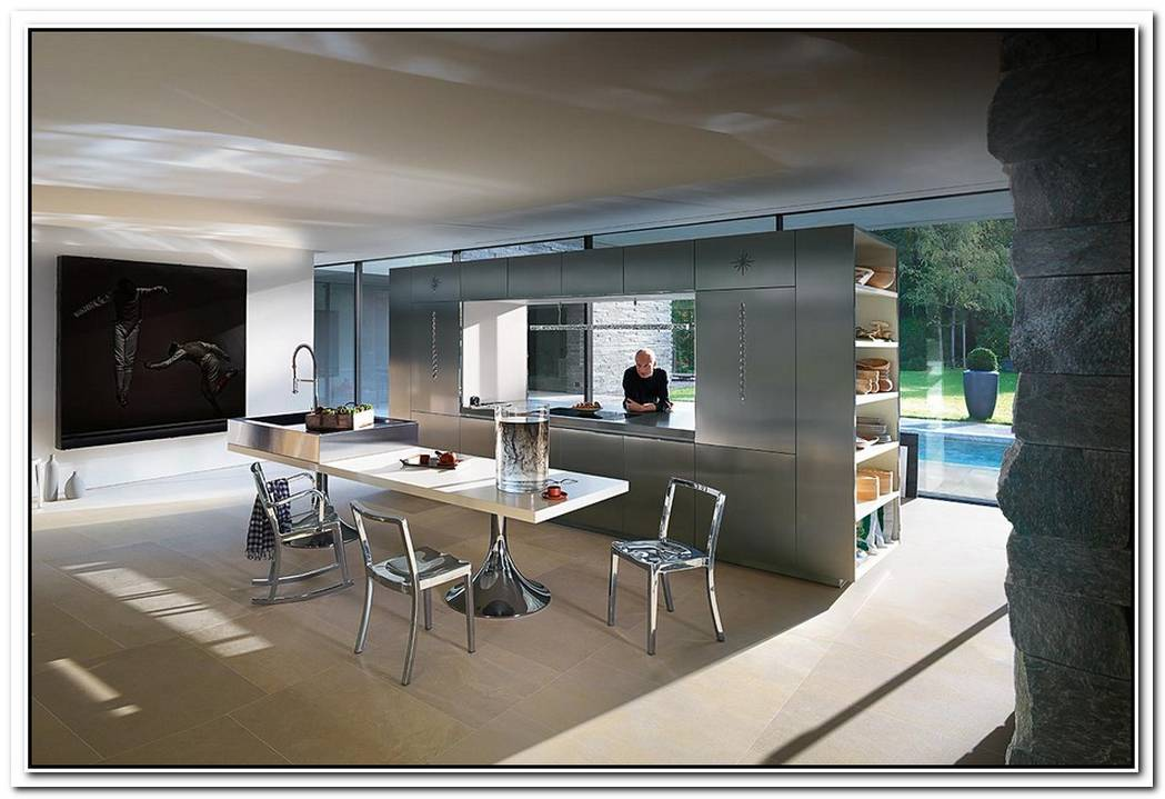 Philippe Starck Kitchens For Warendorf