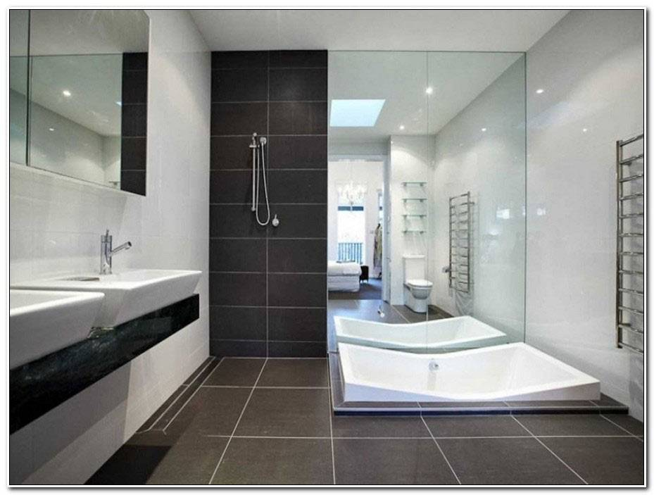 Photo Carrelage Salle De Bain Moderne
