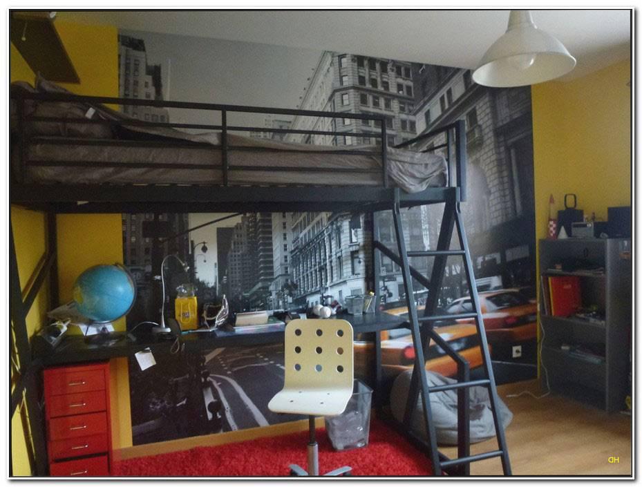 Photo Deco Chambre Ado New York