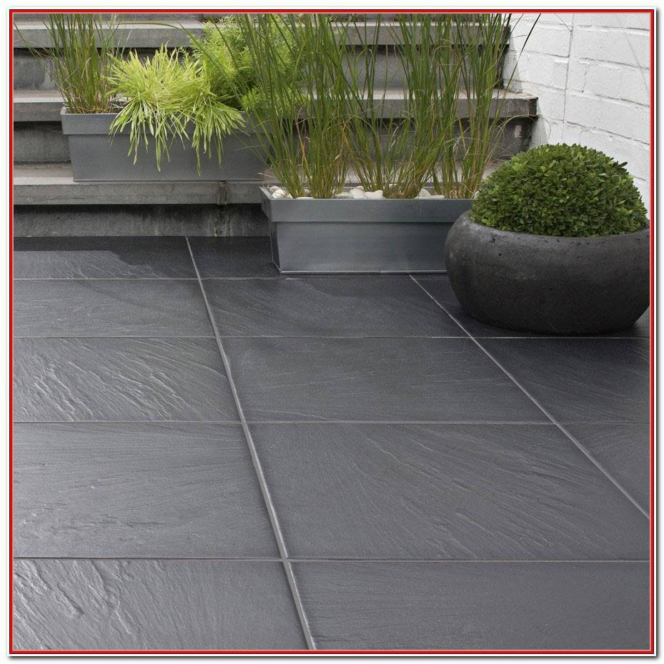 Photo Terrasse Carrelage Gris