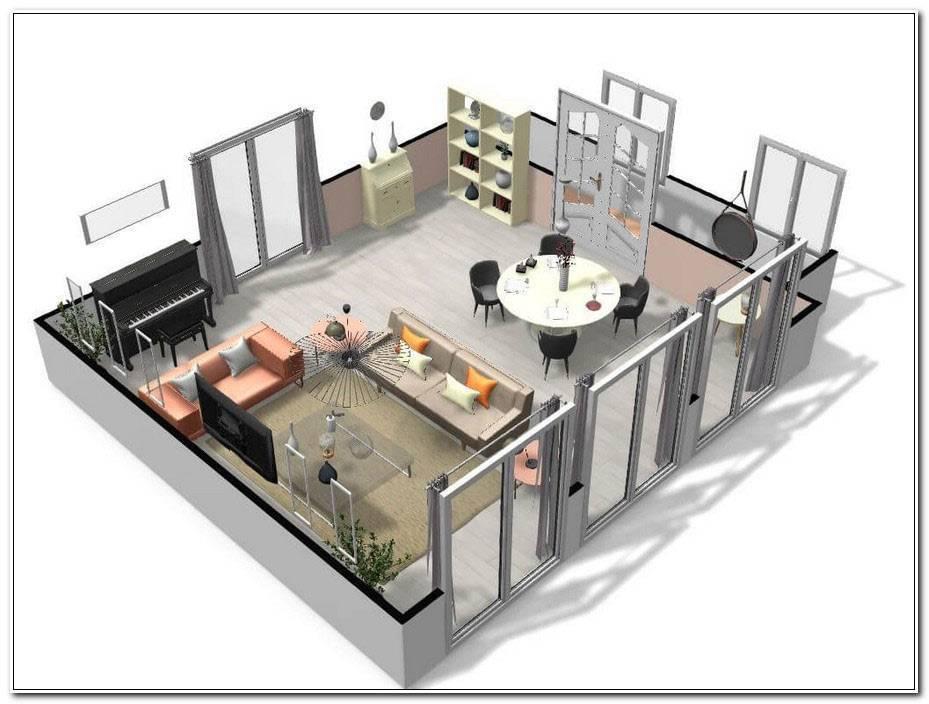 Plan Appartement 3d Gratuit