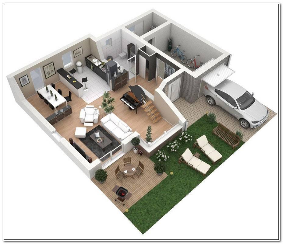 Plan De Maison 110m2