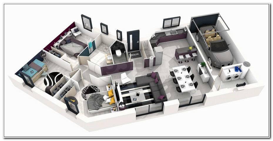 Plan De Maison Original