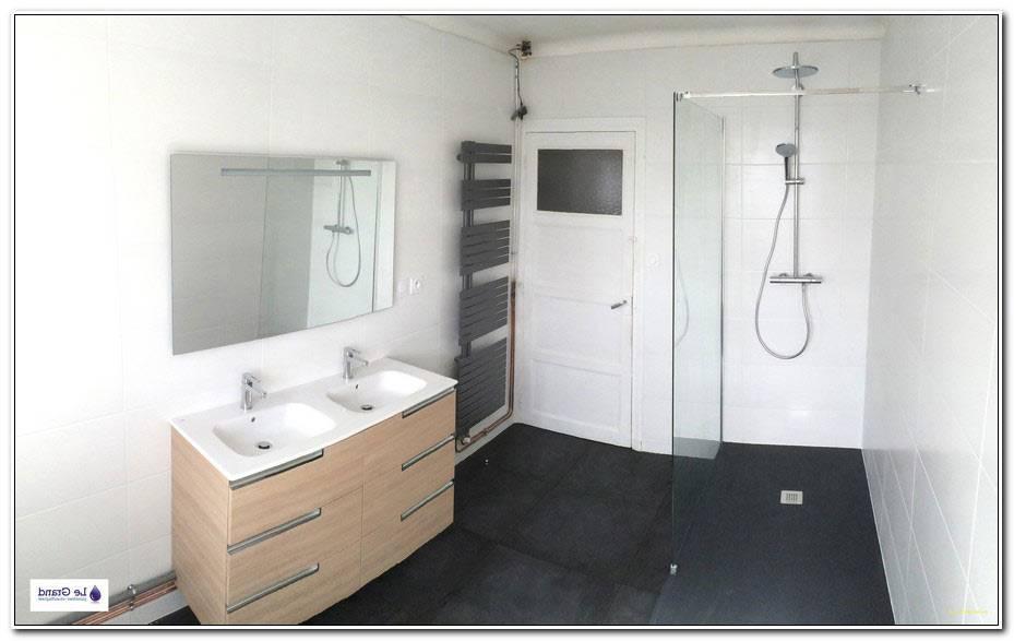 Plan De Salle De Bain En Longueur