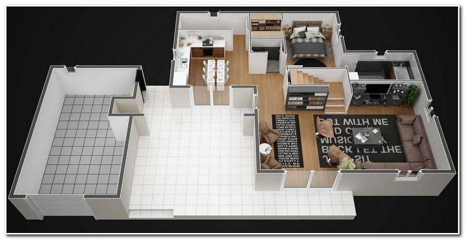 Plan Maison 120m2 A Etage