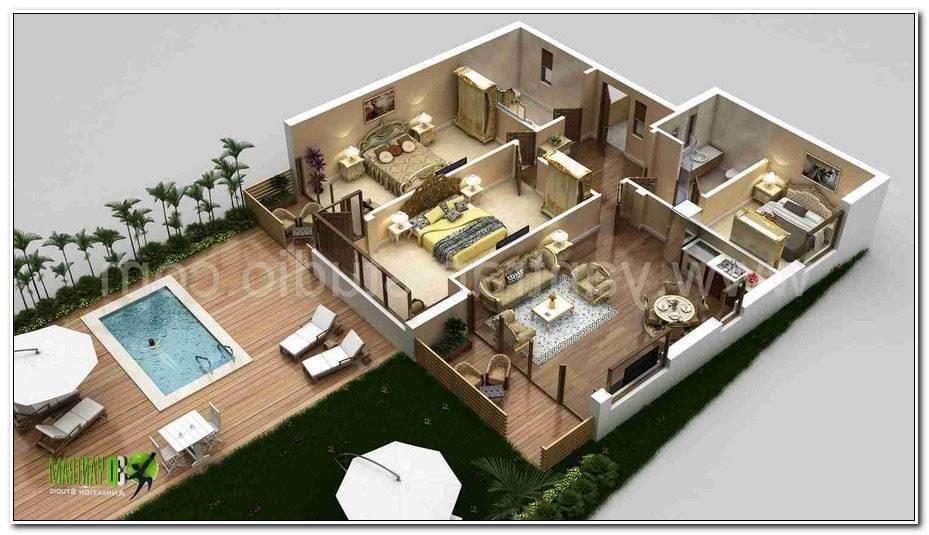 Plan Maison En 3d Gratuit
