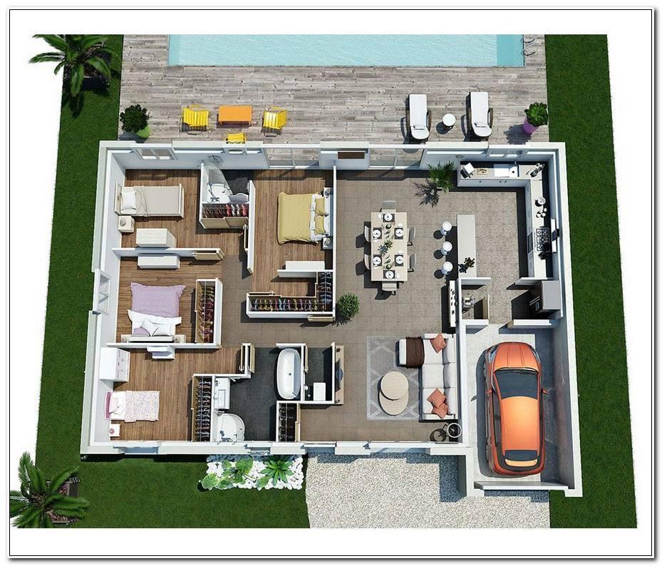 Plan Maison Petit Terrain