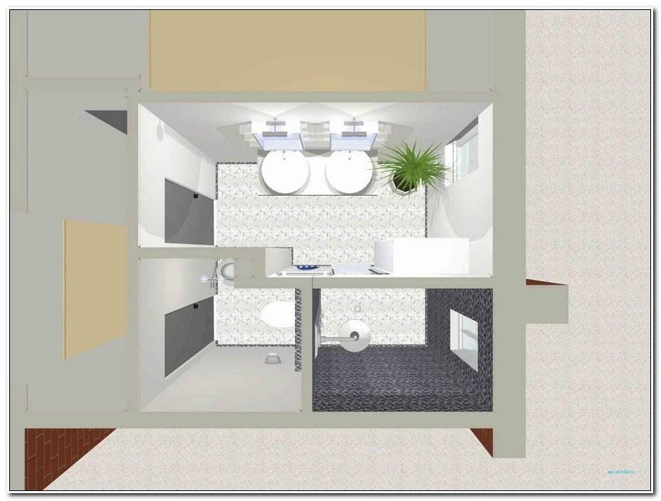 Plan Salle De Bain 4m2