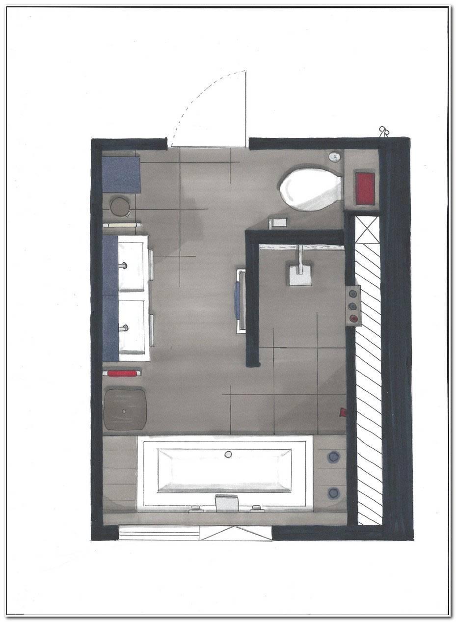 Plan Salle De Bain Wc