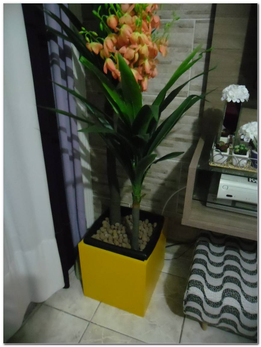 Plantas Artificiais Para Decorar Casas