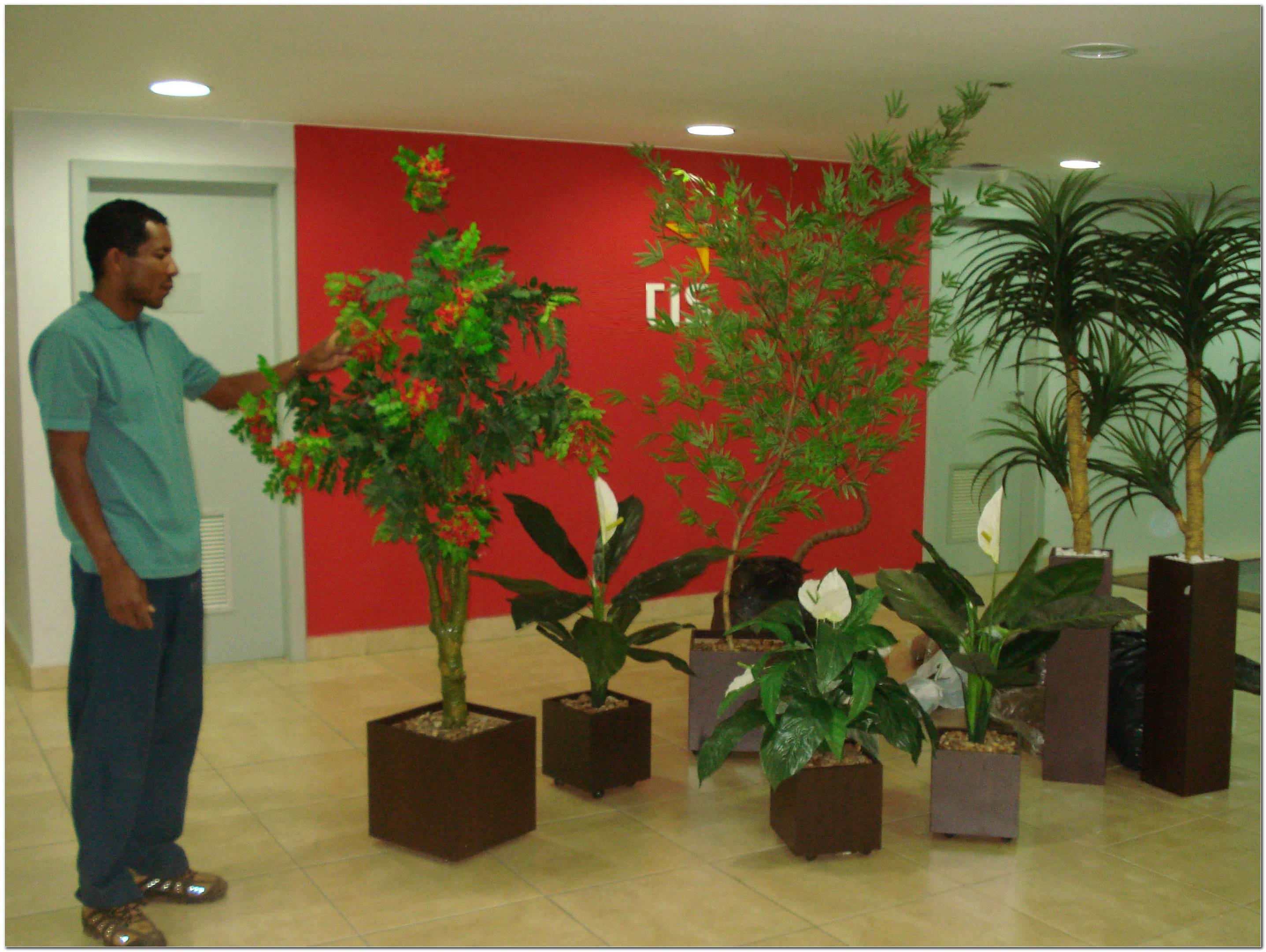 Plantas Artificiais Residenciais