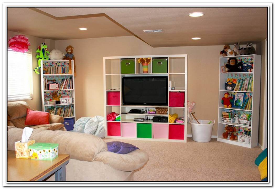 Playroom And Bedroom Furniture Designs For Kids