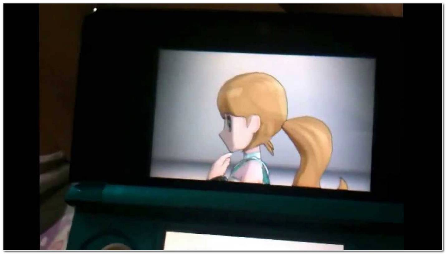 Pokemon Xy Alle Frisuren
