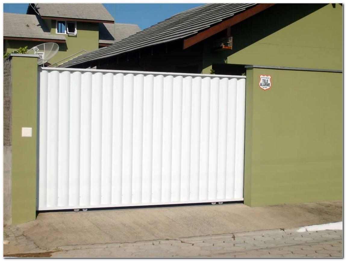 Portão De Correr